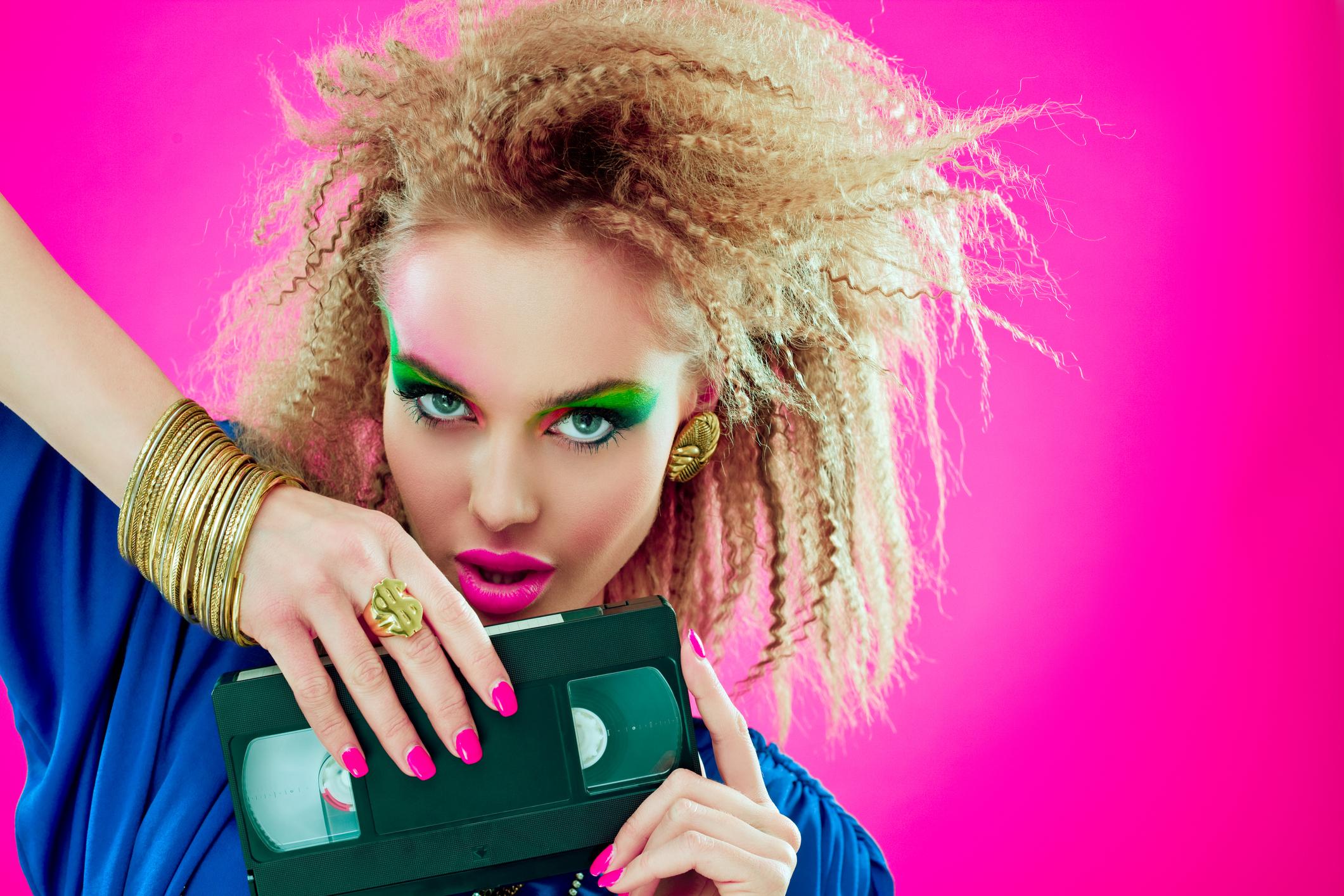 80s Makeup Looks Lovetoknow