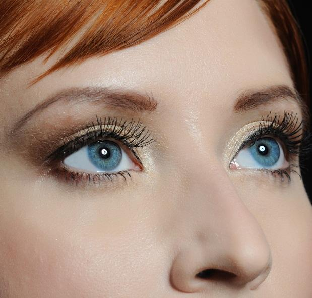 how to create doe eyes with makeup