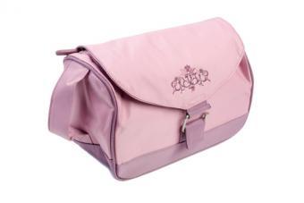 Medium size cosmetics bag; Copyright Zakaz at Dreamstime.com