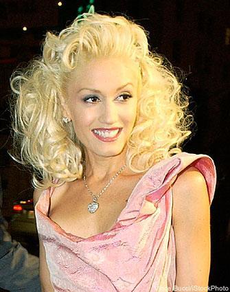 Gwen Stefani's Makeup Style