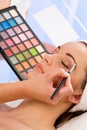 pro with makeup kit
