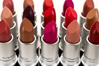 MAC Makeup Product Photos
