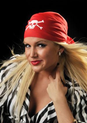 Sexy Pirate Makeup