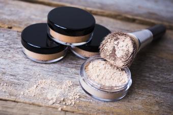 Mineral powders