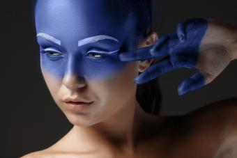 Airbrush Makeup for Halloween