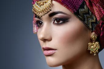 Photos of Beautiful Indian Makeup