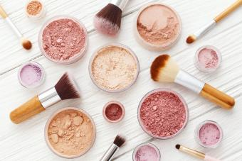 Allergy to Mineral Makeup
