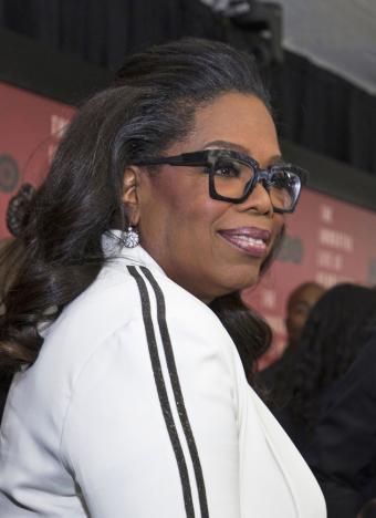 Oprah Winfrey April 2017