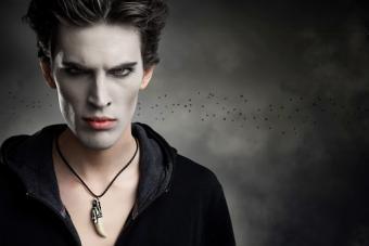 Man vampire
