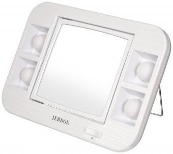 Jerdon LED Lighted Makeup Mirror