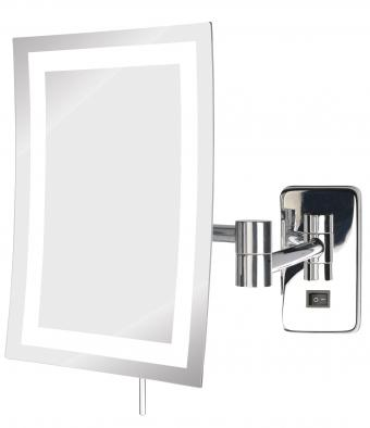 See All Wall-Mounted Makeup Mirror