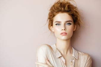 Makeup That Goes With Red Hair
