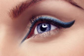 Royal Blue Top Eyeliner