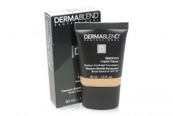Dermablend Smooth Liquid Camo Foundation Chestnut 40N 1 Oz