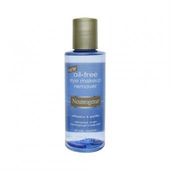 Neutrogena Oil-Free Eye Makeup Remover Review