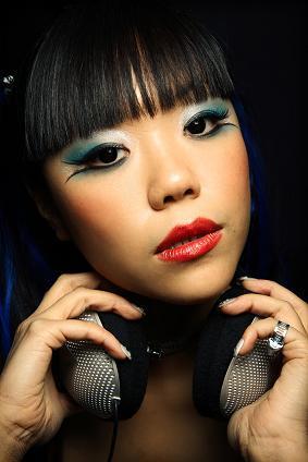 Fantasy Eye Makeup