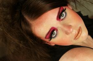 Punk Eye Makeup