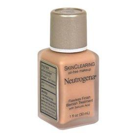 Neutrogena SkinClearing Foundation Review