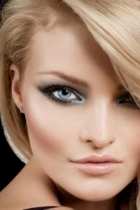 Beauty and High Cheekbones