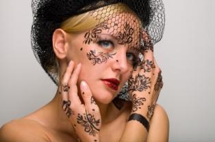 Intricate Illusion Makeup