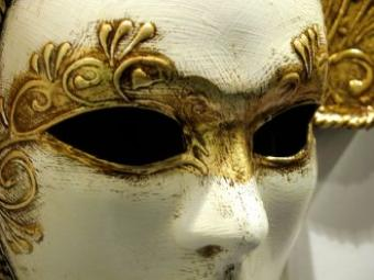 Bronze Mask Design