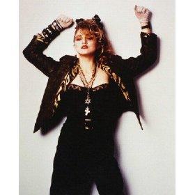 Madonna 80s Makeup