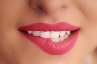Lipstick Covered Lips Photos