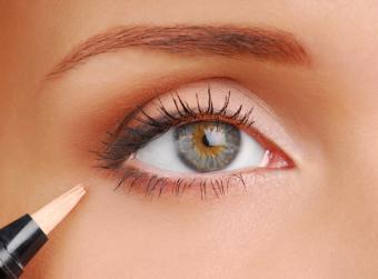 Step by Step Eye Makeup Photo Tutorial