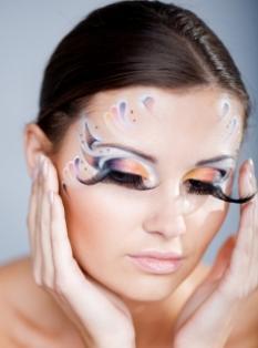 Runway Makeup Pictures