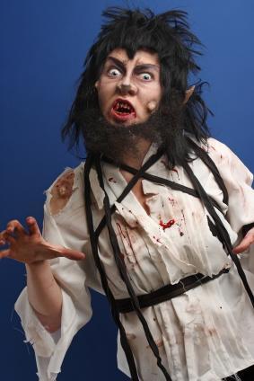 woman werewolf