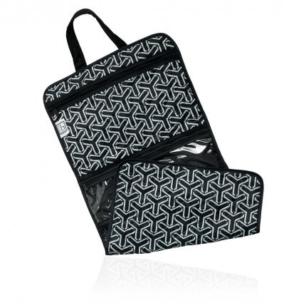 Cinda B Roll Up Makeup Bag