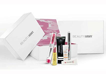Beauty Army Beauty Box