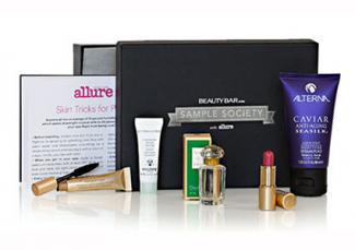 Sample Society Beauty Box