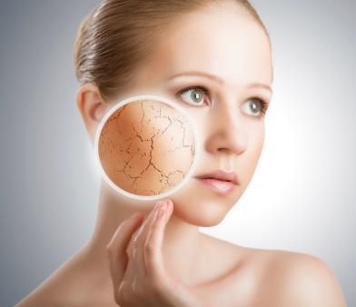 dry sensitive skin