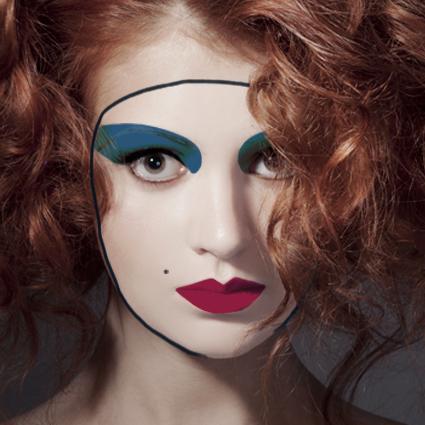 Janet makeup