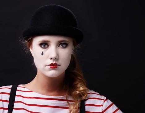 Mime Makeup Lovetoknow