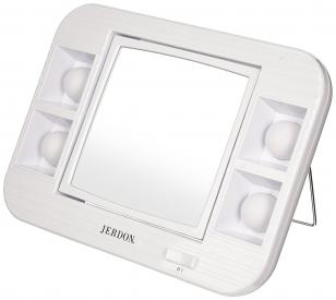 Jerdon LED Lighted Makeup Mirror
