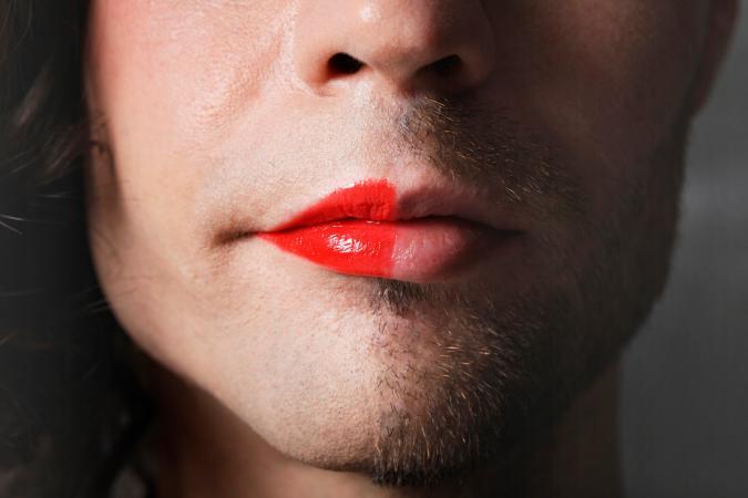 Man to Woman Makeup Transformation
