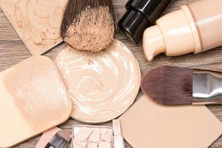 Ingredients in Foundation
