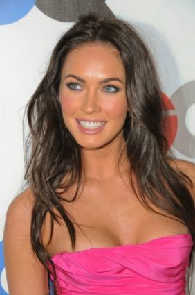 Megan Fox is a stunning beauty.