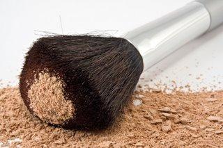 powder-based foundation