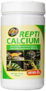 Suplemento de calcio de calidad para tortuga es Repti-Cal