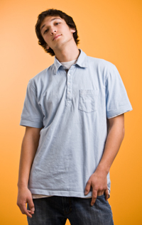Untucked Long Polo Shirts For Men