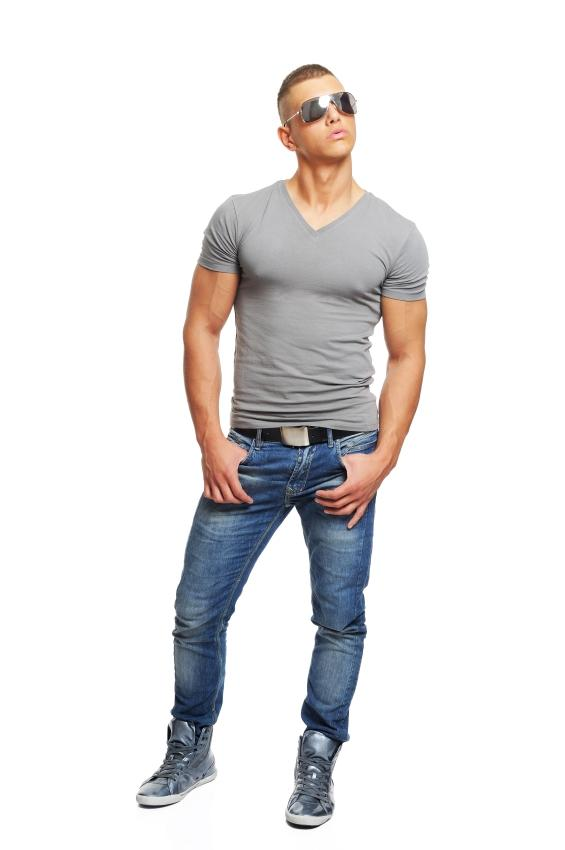 Sexy jeans for guys