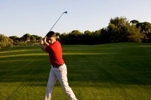 Ashworth Men's Golf Shirts