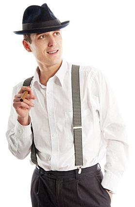 1950s Men's Wear