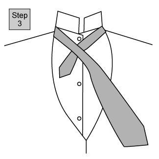 Full Windsor knot 1