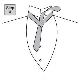 How to tie a bow tie 1
