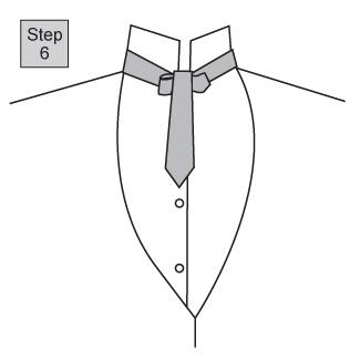 How to tie a bow tie 2
