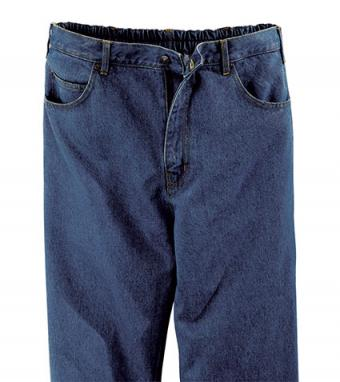 Haband Duke Back-Elastic Jeans